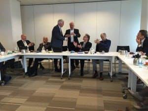 Harrie Kuypers bestuurder van Wonion voor de snelste stijger in 2014 naar label B gemiddeld