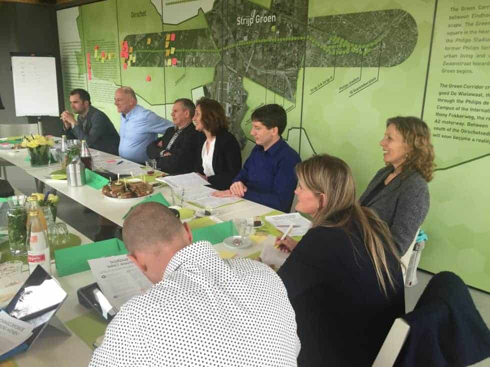 The Natural Step in Eindhoven inspireert Groene  Huisvesters