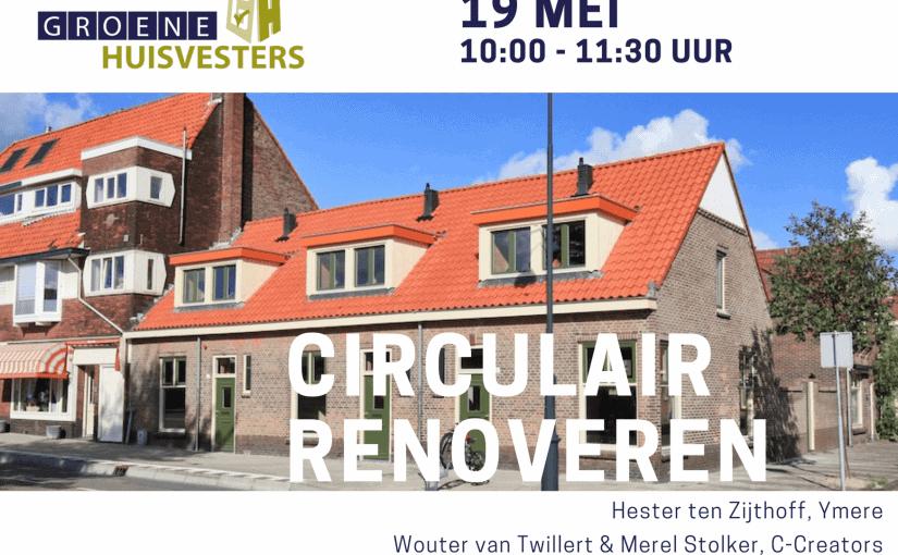 Circulair renoveren, Bavodorp Haarlem